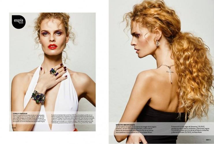 Susana Moreno for Dominical magazine.