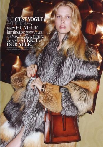 Lina Berg for Vogue Paris