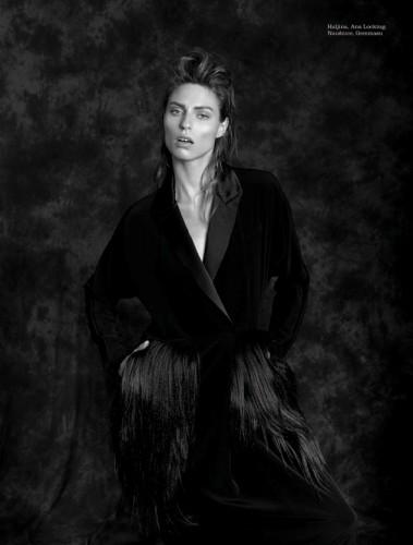 Viktorija B. for Elle Croatia- Spain