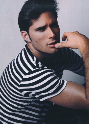 Pablo Noriega represented by MadModels
