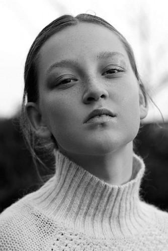 New Face Sara Cakova now in MadModels