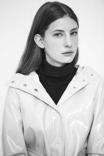 Aneta Laudova represented by MadModels