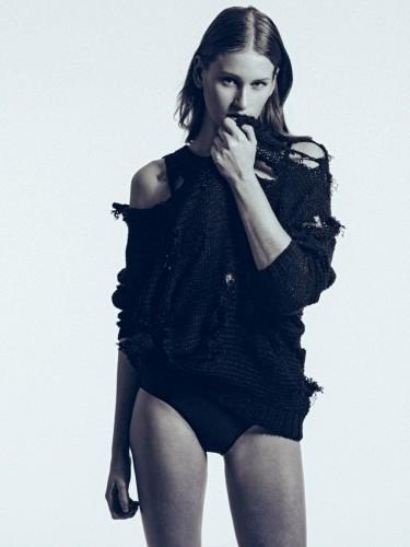 Karolina Vavrichova represented by MadModels